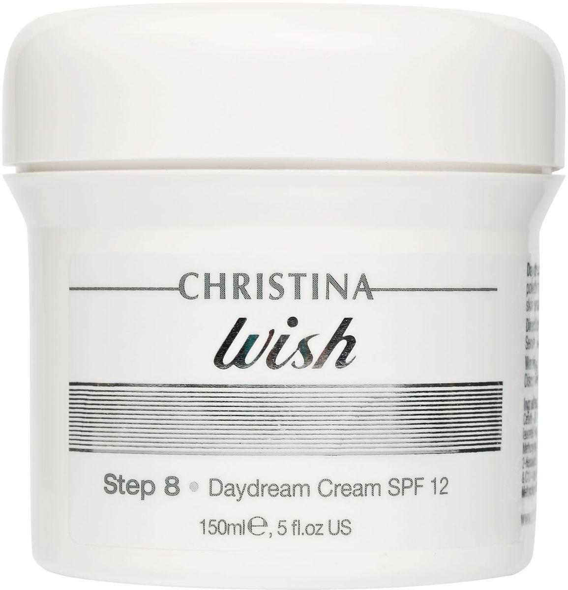 Christina Wish Wish Day Cream SPF12 - Дневной крем SPF12 для лица 50 мл