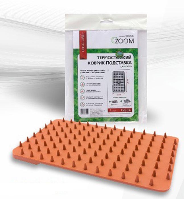 цена на Zoom TSG-04 коврик-подставка для утюга