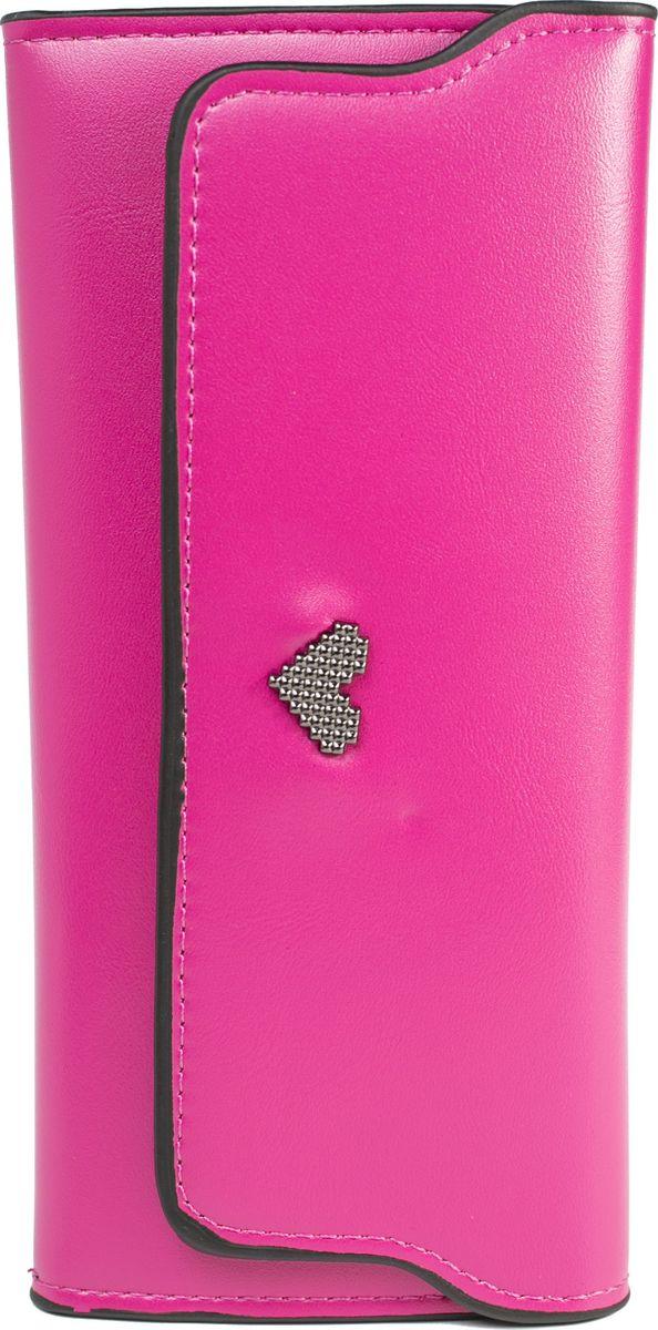 Кошелек женский Mitya Veselkov, цвет: розовый. K23-5 цена и фото