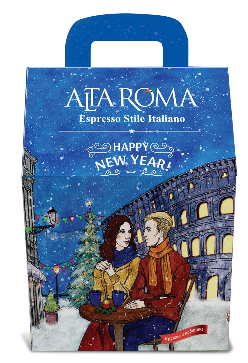 Altaroma Vero кофе молотый подарочный набор, 250 г altaroma vero кофе молотый подарочный набор 250 г