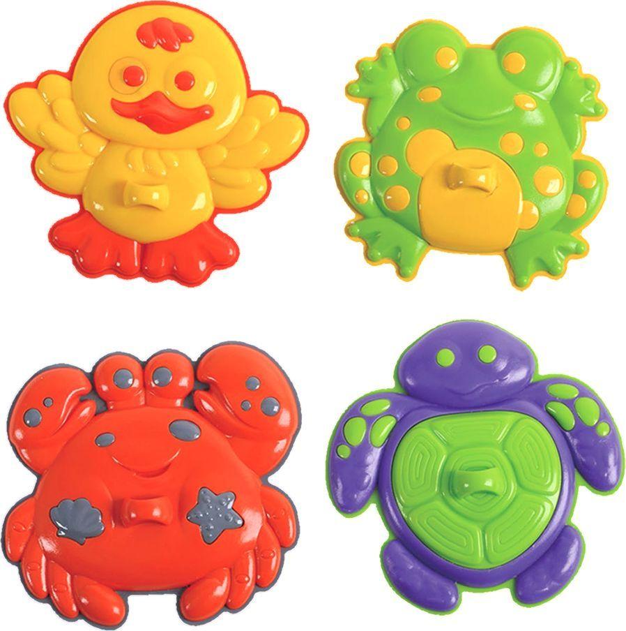 PlayGo Игровой набор для ванной Животные playgo игровой набор набор для чаепития