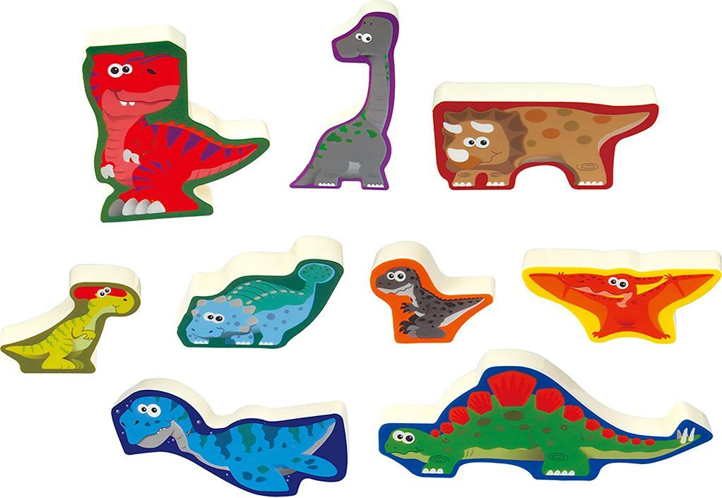 PlayGo Пазл-головоломка Динозавры электрокофеварка playgo электрокофеварка play 3150