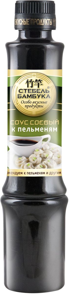 Стебель Бамбука соус соевый к пельменям, 280 г цена в Москве и Питере