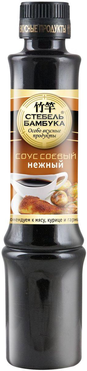 Стебель Бамбука соус соевый нежный, 280 г цена в Москве и Питере