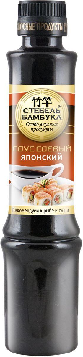 Стебель Бамбука соус соевый японский, 280 г цена в Москве и Питере