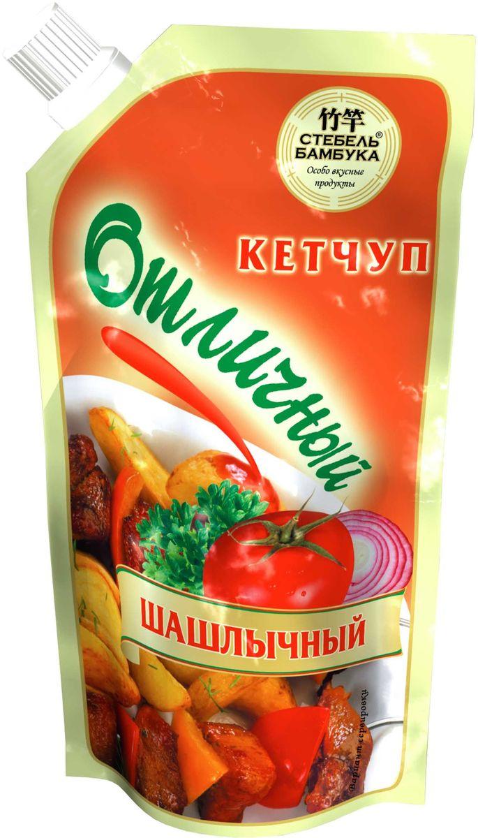 Стебель Бамбука кетчуп шашлычный, 300 г цена в Москве и Питере
