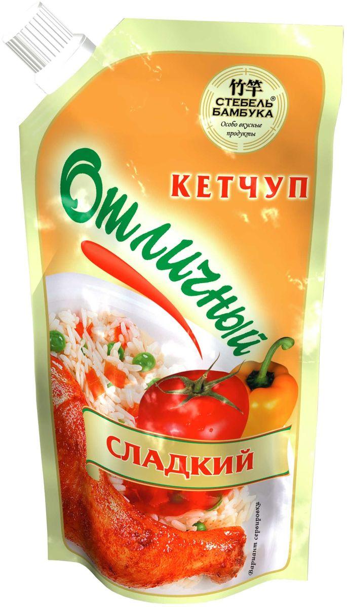 Стебель Бамбука кетчуп сладкий, 300 г цена в Москве и Питере