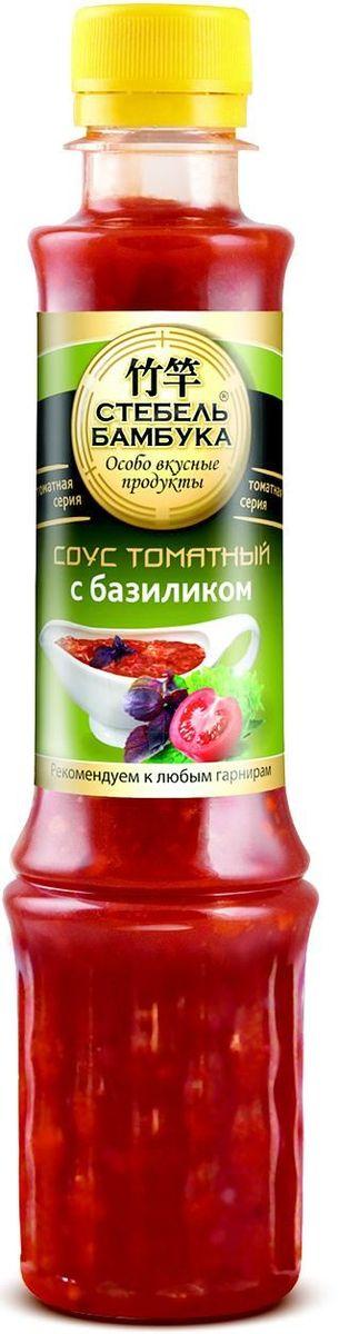 Стебель Бамбука соус томатный с базиликом, 280 г цена в Москве и Питере