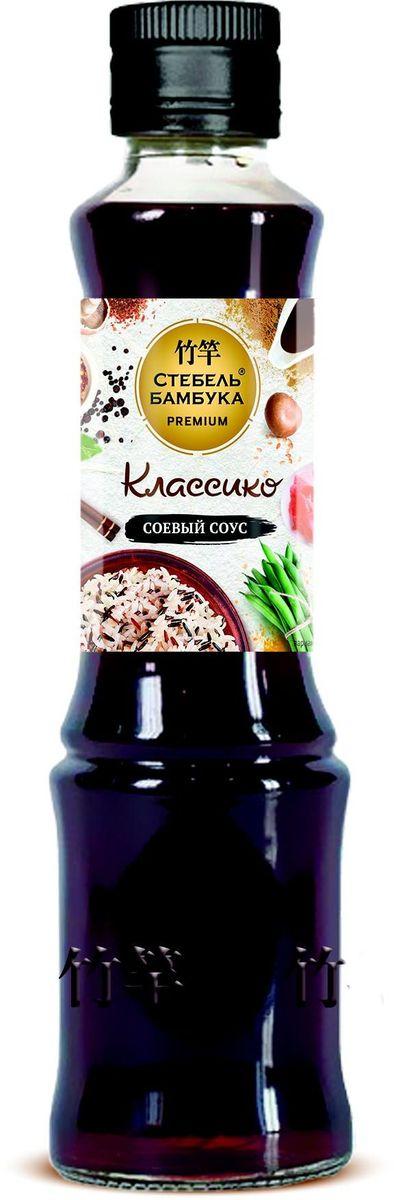 Стебель Бамбука соус соевый классико, 300 г цена в Москве и Питере