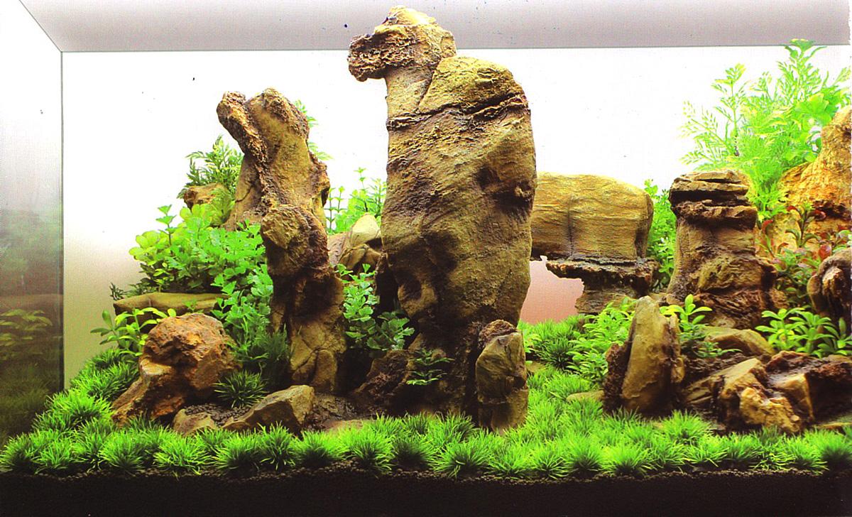 Декорация для аквариума Meijing Aquarium Аквадизайн. YS-201690 декорация для аквариума meijing aquarium парящие камни покрытые мхом 201643a