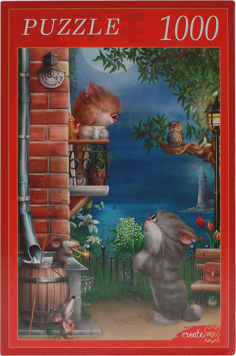 Рыжий Кот Пазл Ландыши пазл корабли карл уорнер рыжий кот 1000 деталей
