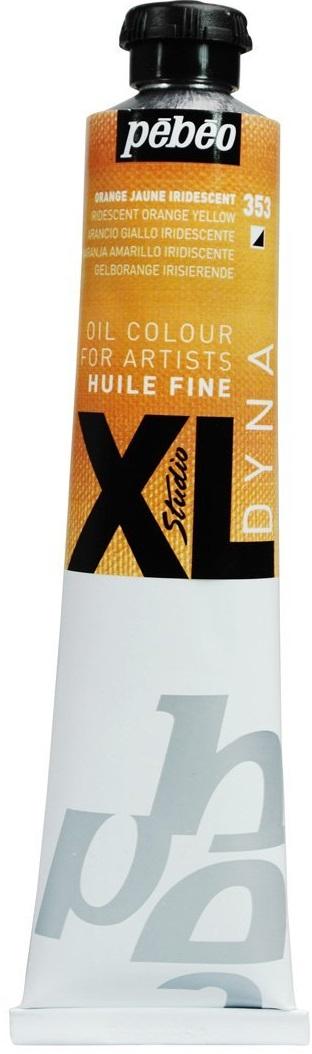 Pebeo Краска масляная XL Dyna цвет желто-оранжевый 80 мл