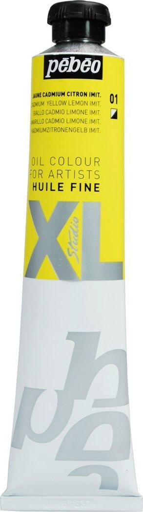Pebeo Краска масляная XL цвет кадмий лимонный 80 мл