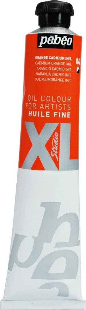 Pebeo Краска масляная XL цвет кадмий оранжевый 80 мл