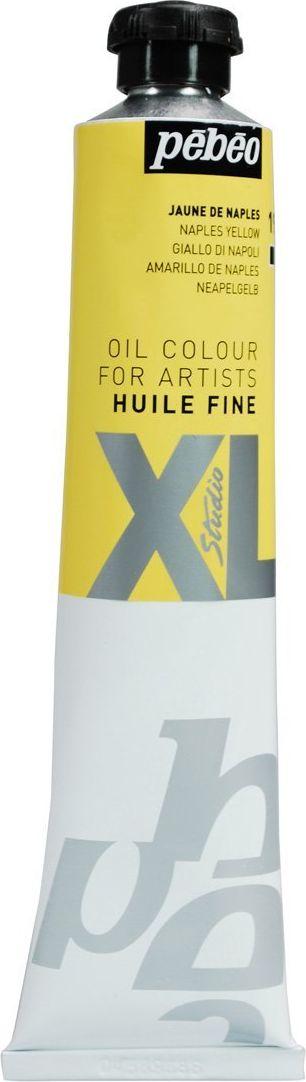 Pebeo Краска масляная XL цвет неаполитанский желтый 80 мл