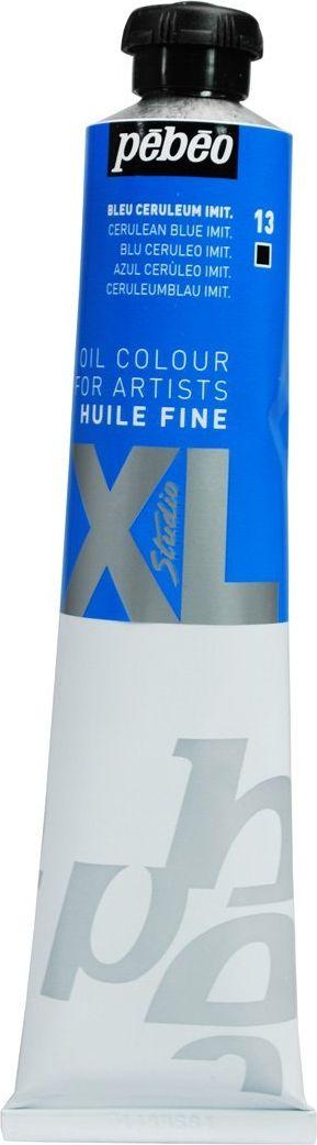 Pebeo Краска масляная XL цвет церулеум синий 80 мл