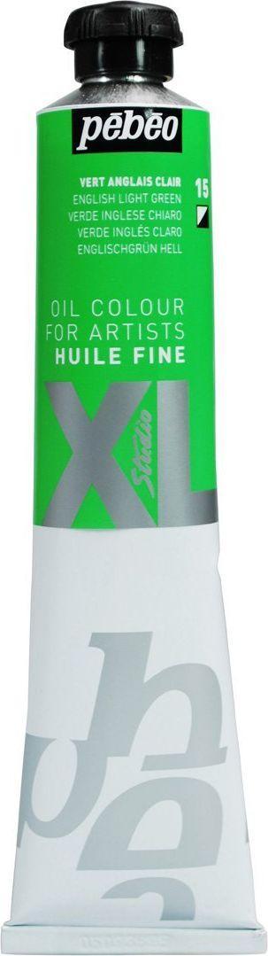 Pebeo Краска масляная XL цвет зеленый английский 80 мл