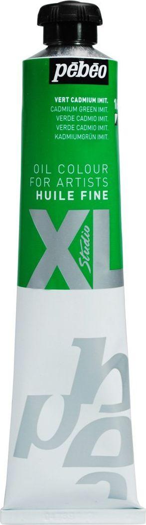 Pebeo Краска масляная XL цвет кадмий зеленый 80 мл