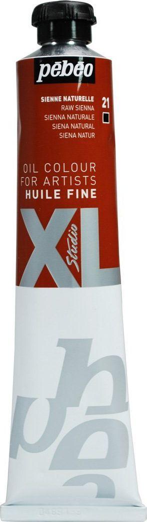 Pebeo Краска масляная XL цвет сиена натуральная 80 мл