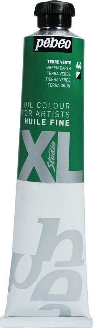 Pebeo Краска масляная XL цвет зеленая земля 80 мл