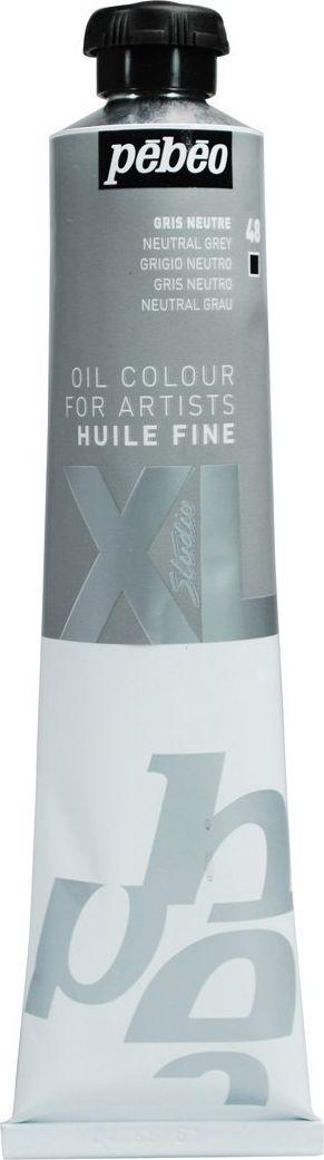 Pebeo Краска масляная XL цвет серый нейтральный 80 мл