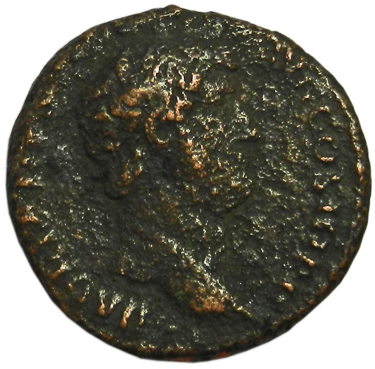 фото римских монет из бронзы него оказали влияние