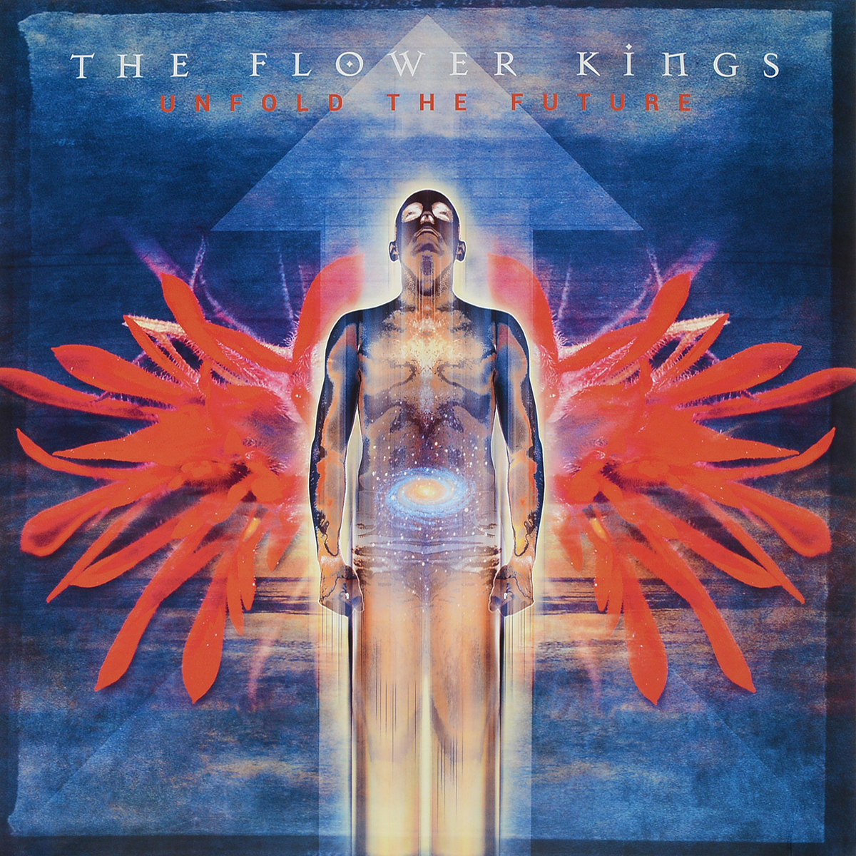 The Flower Kings The Flower Kings. Unfold The Future (3 LP + 2 CD) maurier d the kings general