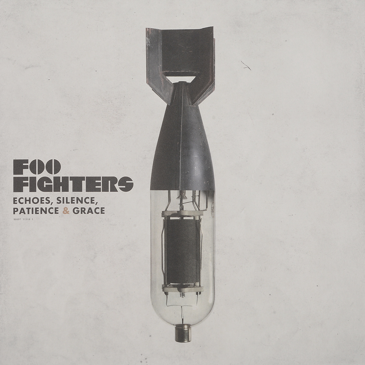 Foo Fighters Foo Fighters. Echoes, Silence, Patience & Grace (2 LP) foo fighters foo fighters colour and the shape 2 lp