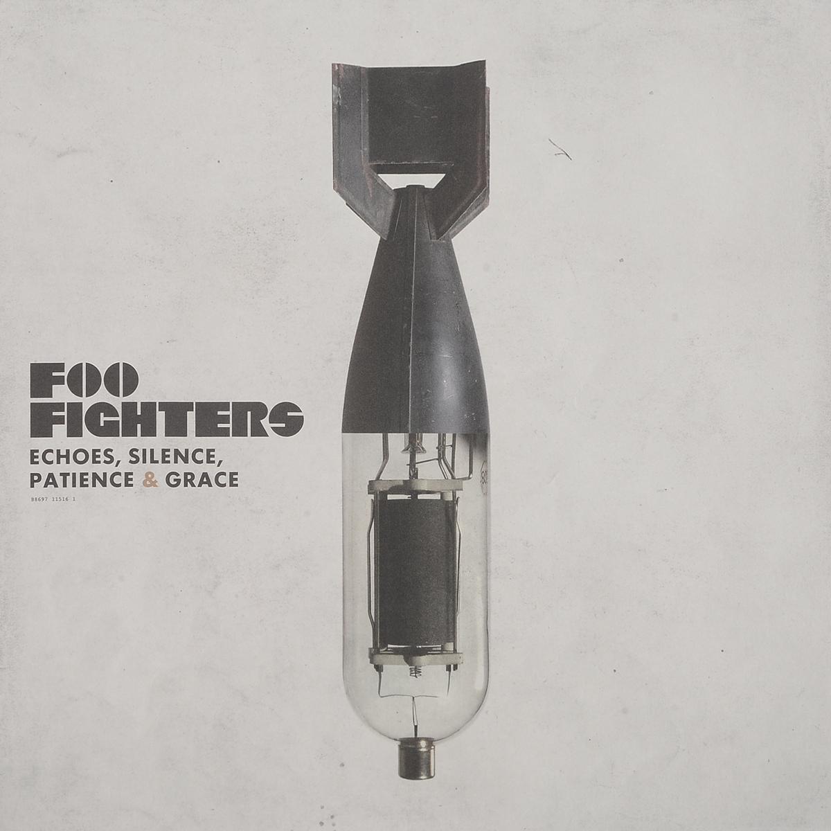 Foo Fighters Foo Fighters. Echoes, Silence, Patience & Grace (2 LP) foo fighters foo fighters one by one 2 lp