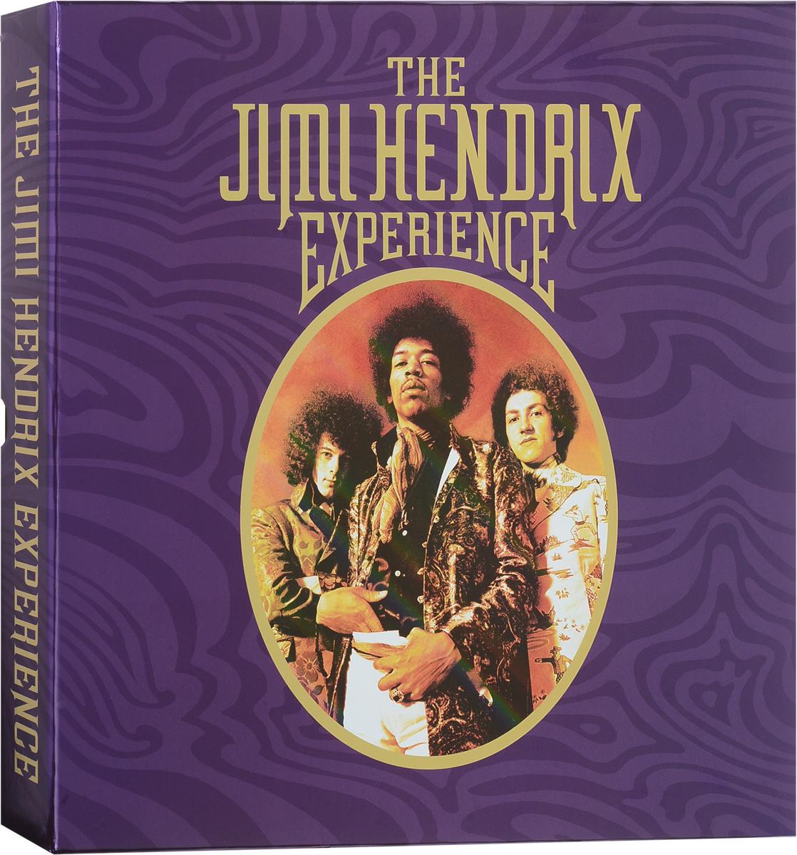 Джими Хендрикс Jimi Hendrix. Experience Hendrix. The Jimi Hendrix Experience (8 LP) цена 2017