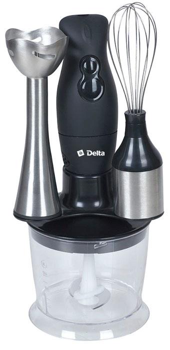 лучшая цена Блендер Delta DL-7012D, Black, погружной