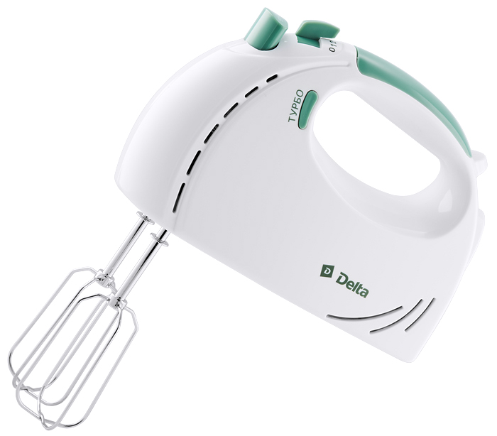 Delta DL-5061, White Green миксер delta dl 5053 white миксер