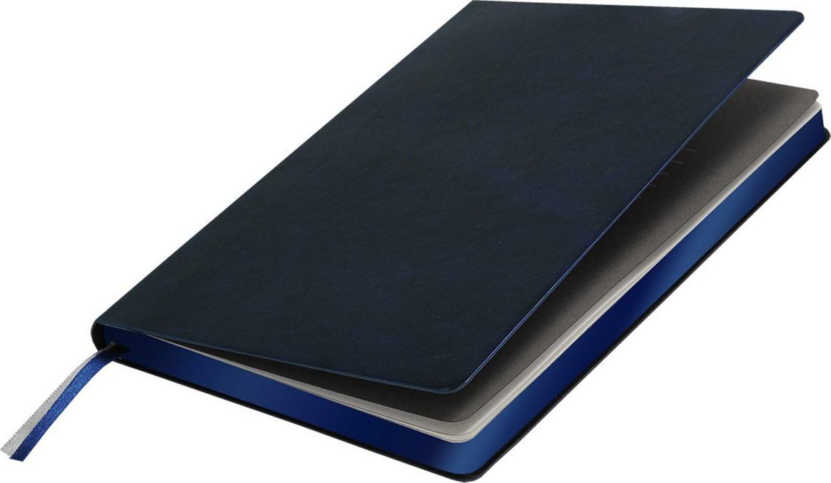 Portobello Trend Ежедневник недатированный Atlas 128 листов цвет темно-синий