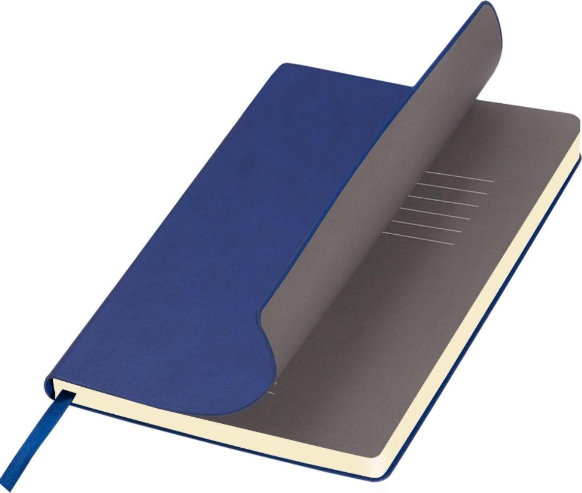 Portobello Trend Ежедневник недатированный Sky 128 листов цвет синий серый