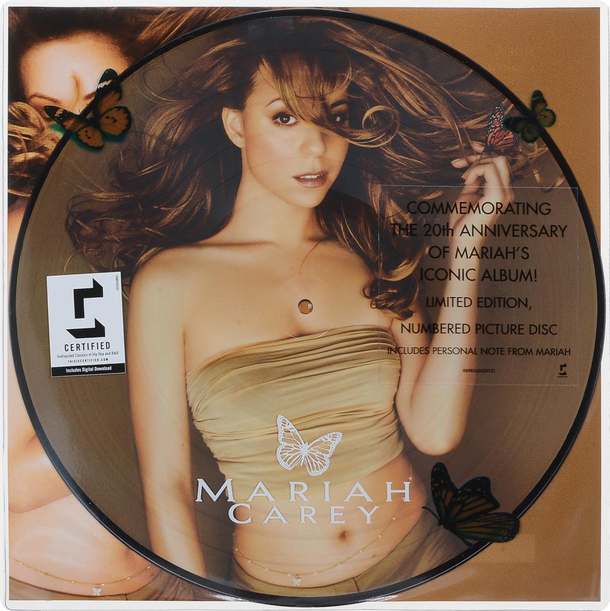 где купить Марайа Кэри Mariah Carey. Butterfly (LP) по лучшей цене