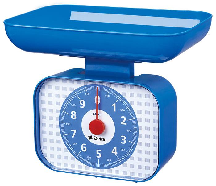 Delta КСА-105, Blue весы кухонные