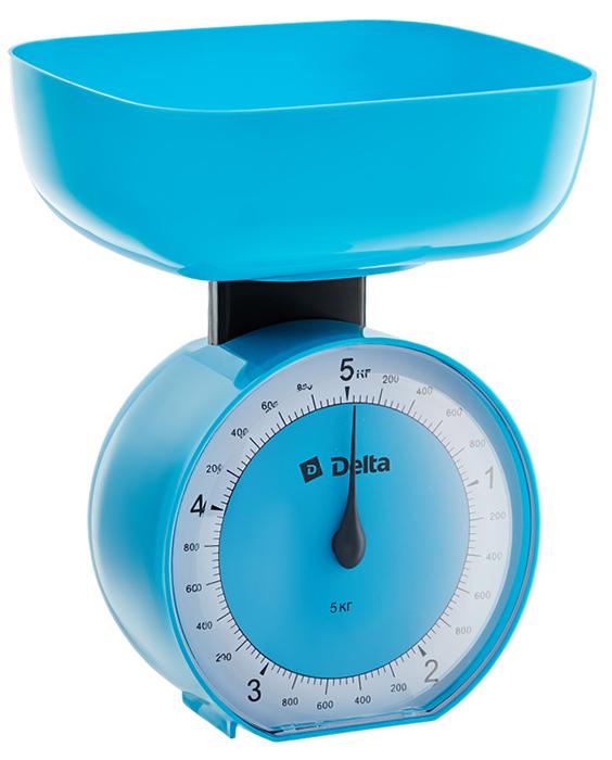 Delta КСА-104, Blue весы кухонные
