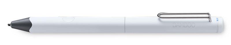Wacom Bamboo Fineline 3, White стилус