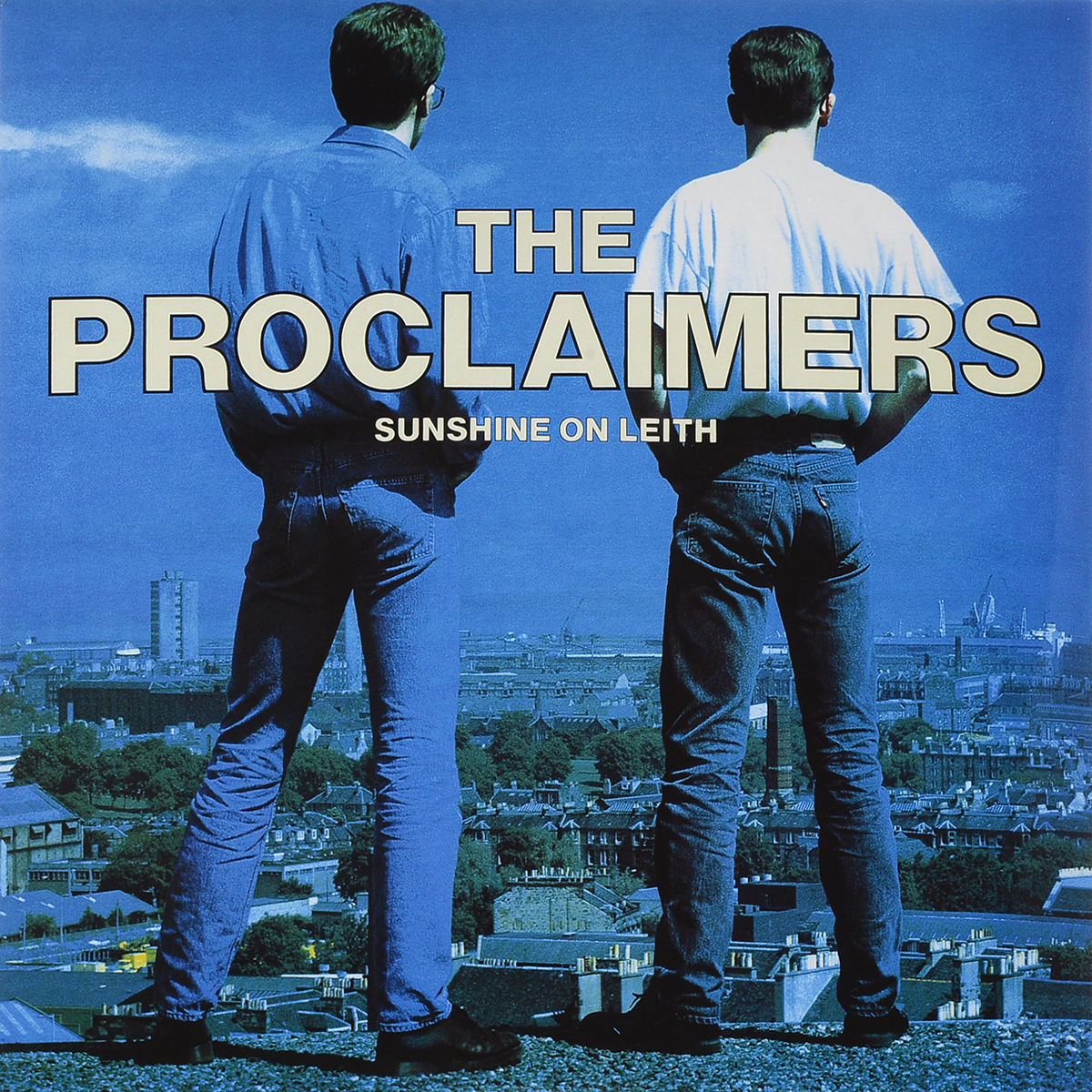 The Proclaimers The Proclaimers. Sunshine On Leith (LP) sunshine on my shoulders round beach blanket with fringe