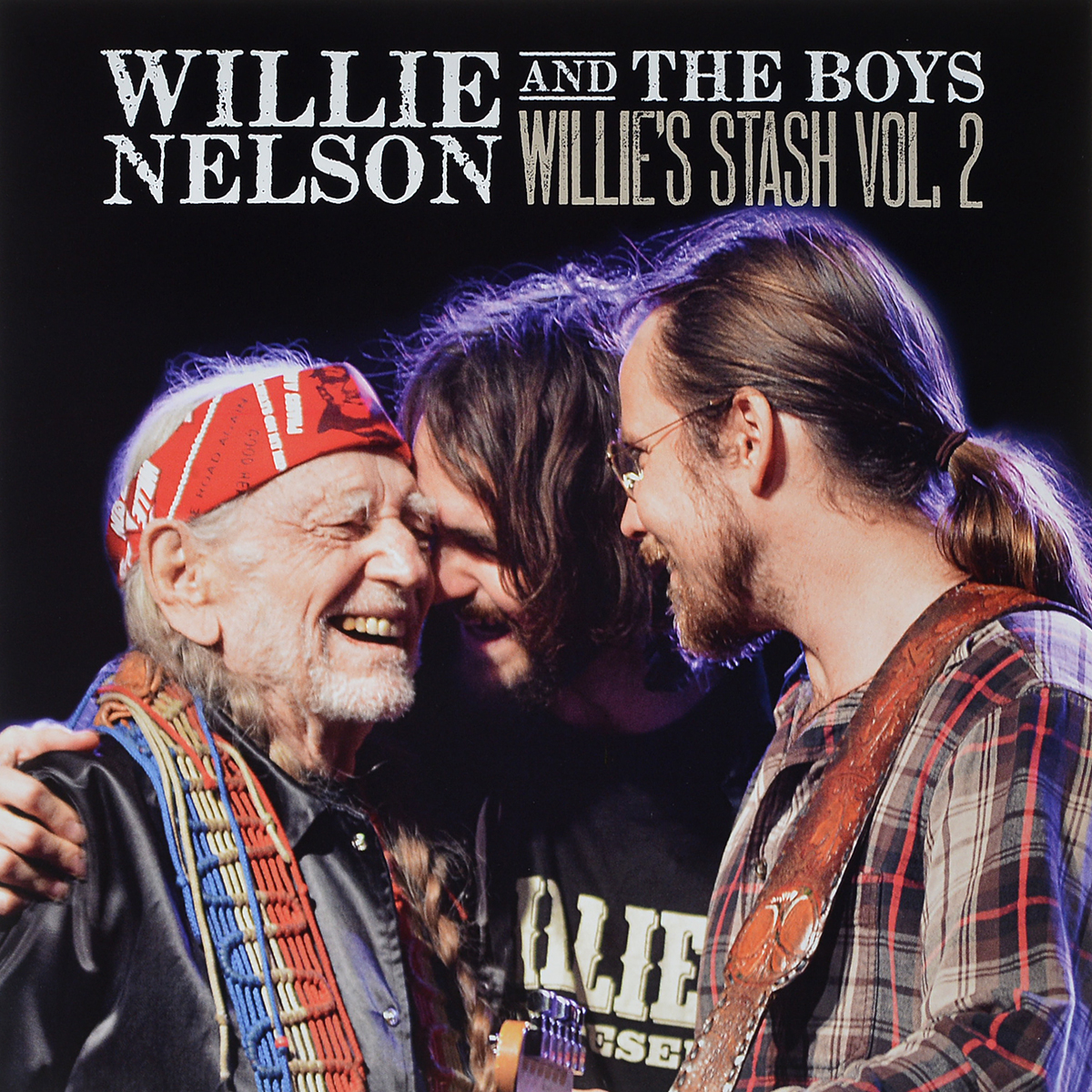Уилли Нельсон Willie Nelson. Willie Nelson And The Boys - Willie's Stash Vol. 2 (LP) рики нельсон ricky nelson whole lotta shakin goin on