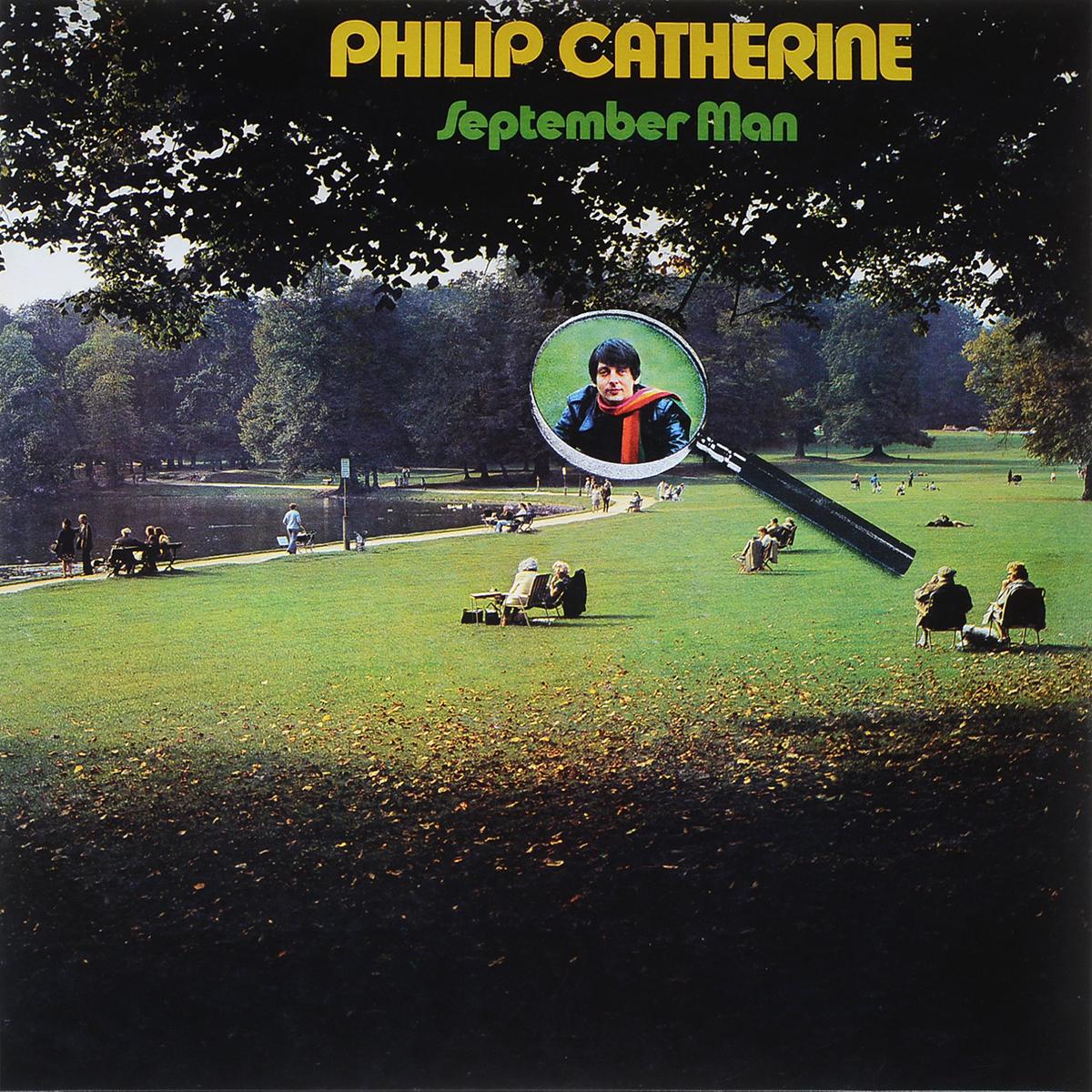Филип Катерине Philip Catherine. September Man (LP) цена и фото