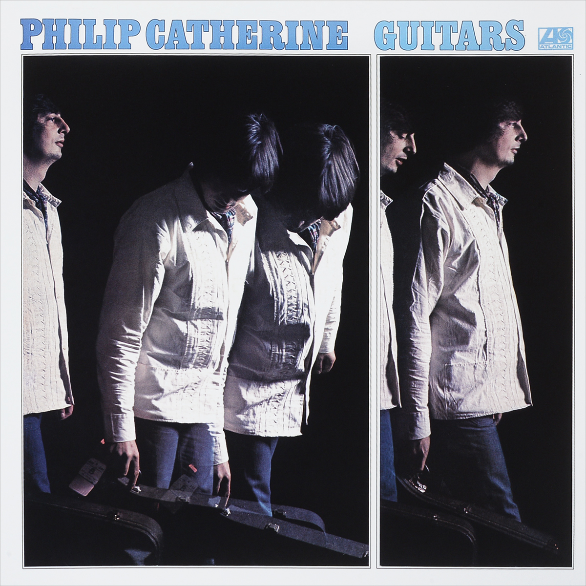 Филип Катерине Philip Catherine. Guitars (LP) цена и фото