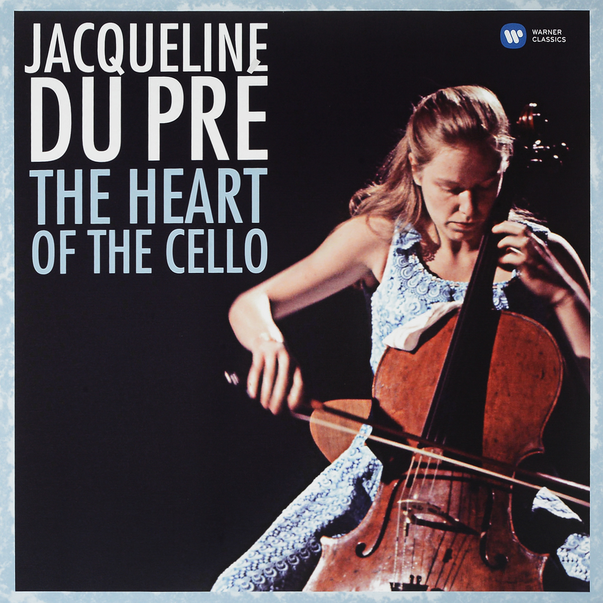 Жаклин Дю Пре Jacqueline Du Pre. The Heart Of The Cello (LP) жаклин дю пре jacqueline du pre dvorak cello concerto in b minor op 104 lp