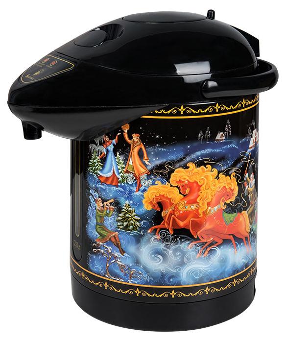 лучшая цена Василиса ВА-5003 Тройка чайник-термос электрический