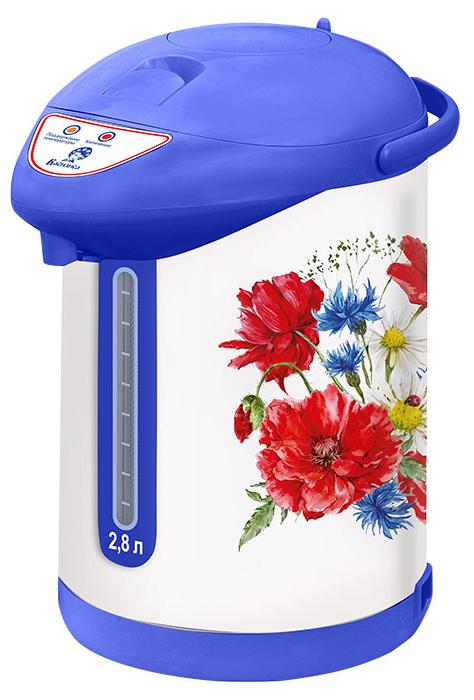 Термопот Василиса ТП7-820 Полевые цветы электрический