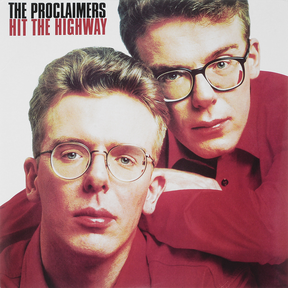 The Proclaimers The Proclaimers. Hit The Highway (LP) the proclaimers york