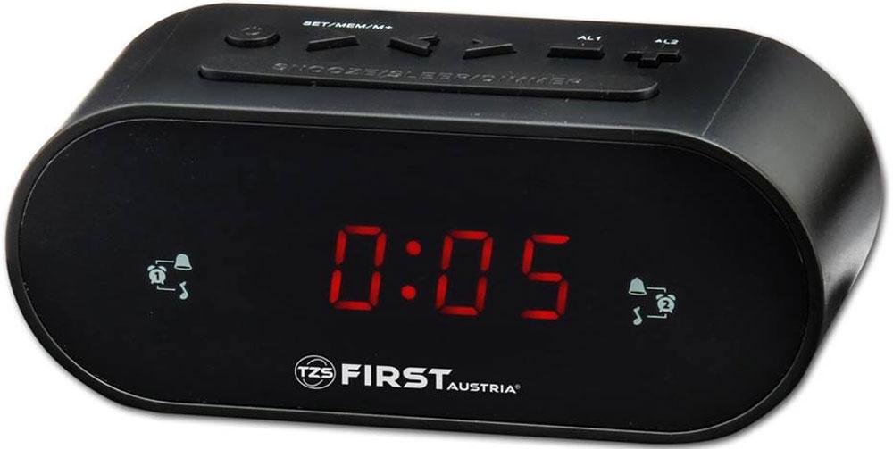 Радио-будильник First FA-2406-5-BA