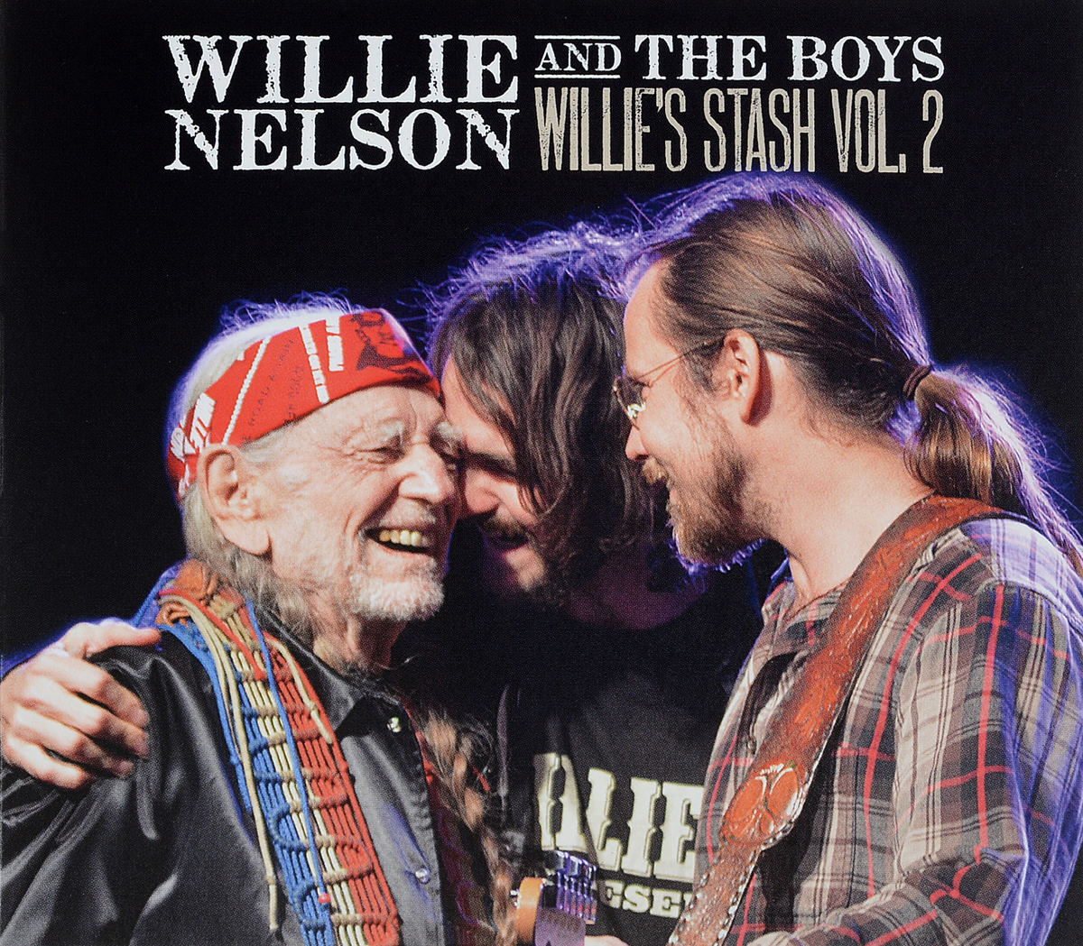 Уилли Нельсон Willie Nelson. Willie Nelson And The Boys - Willie's Stash Vol. 2 рики нельсон ricky nelson whole lotta shakin goin on