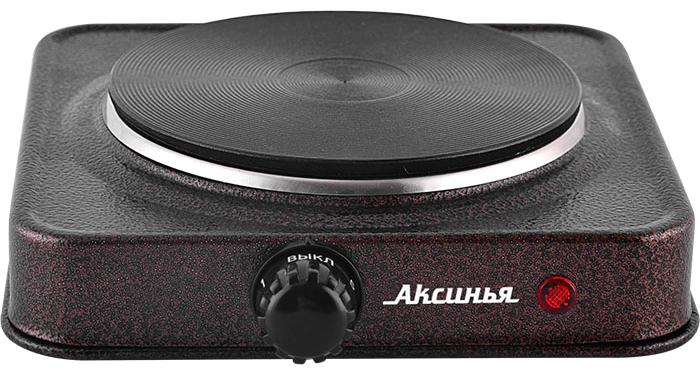 лучшая цена Настольная плита Аксинья КС-006, Brown электрическая