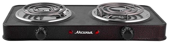 лучшая цена Аксинья КС-007, Brown плитка электрическая спираль